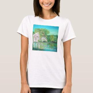 Tempel von Aesculapius, Borghese Park, Rom-Shirt T-Shirt