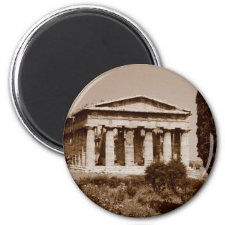 Tempel von Hera Magnete