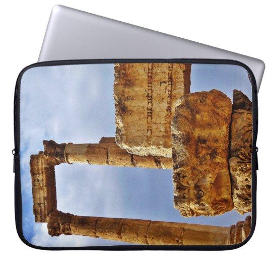 Tempel von Herkules Laptopschutzhülle