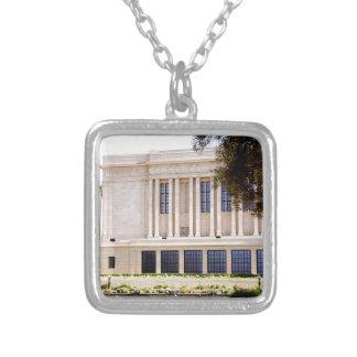 Tempelbild lds Mormonen-MESAs Arizona Versilberte Kette