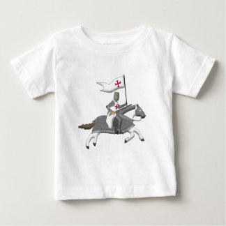 Tempelritter Angriff.png Baby T-shirt