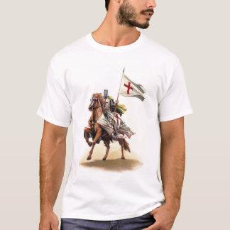 Templar Ritter-Kreuzfahrer-T - Shirt