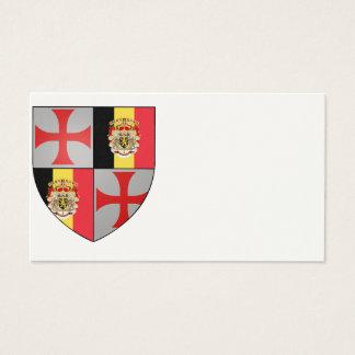Templarii Belgium Visitenkarten Nr. 0230082013