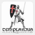 Templarius Aufkleber Nr. 0114072013