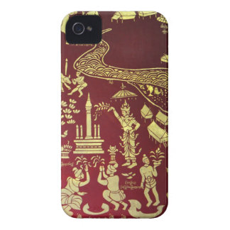 temple_panel.JPG iPhone 4 Case-Mate Hülle