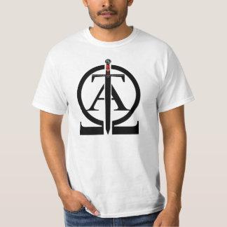 Templer Alpha und Omega Shirt Nr. 01