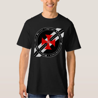 Templer Ego Sum Templarius Shirt Nr. 0415122013