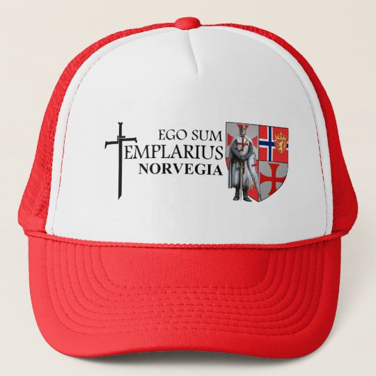 Templer Norvegia Cap Nr. 0212102013 Truckerkappe