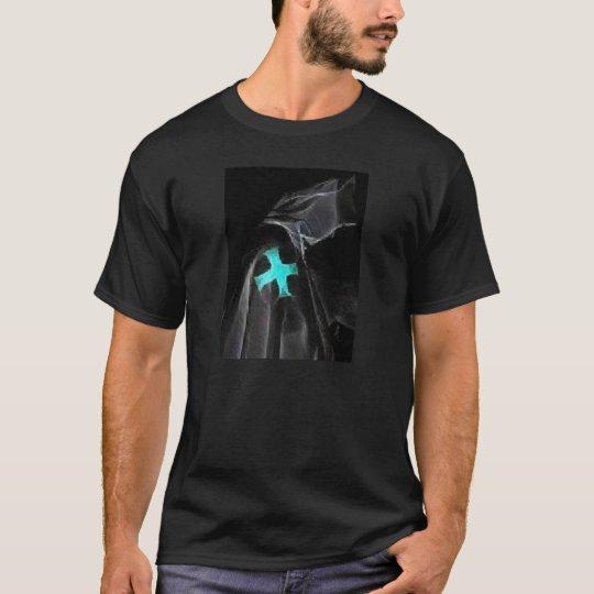 Templer T-Shirt Schwarz