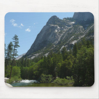 Tenaya Nebenfluss in Yosemite Nationalpark Mousepad