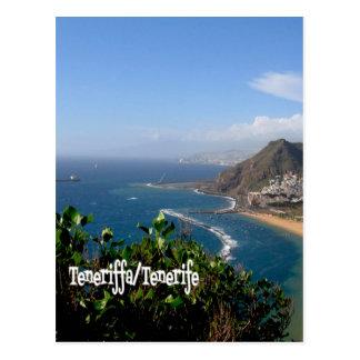 Teneriffa 11 postkarte
