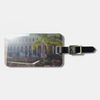 Teneriffa-Hotel im Sonnenschein-Gepäckanhänger Gepäckanhänger