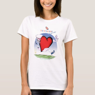 Tennesse Hauptherz, tony fernandes T-Shirt