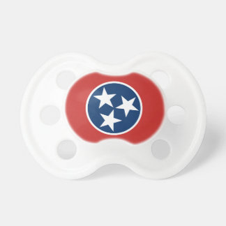 Tennessee-Flaggen-Schnuller Schnuller
