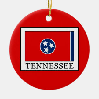 Tennessee Keramik Ornament