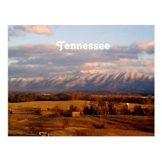 Tennessee-Landschaft Postkarte