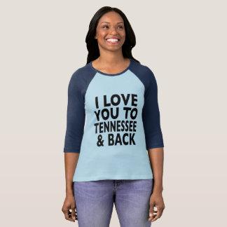 Tennessee-Liebe-T - Shirt