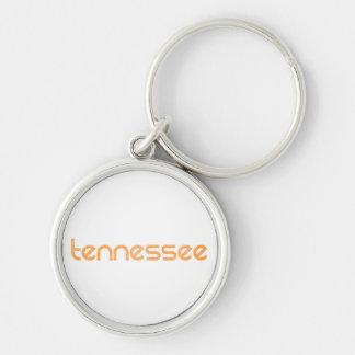 Tennessee-Orange Schlüsselanhänger
