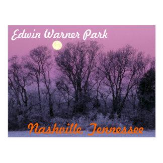 Tennessee-Postkarte Postkarte