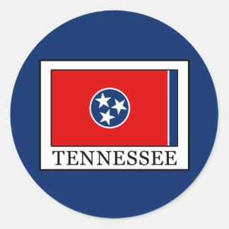 Tennessee Runder Aufkleber