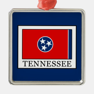 Tennessee Silbernes Ornament