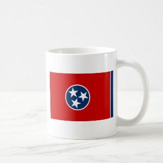 Tennessee-Staats-Flagge Kaffeetasse