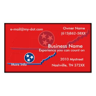 Tennessee-Visitenkarte Visitenkarten