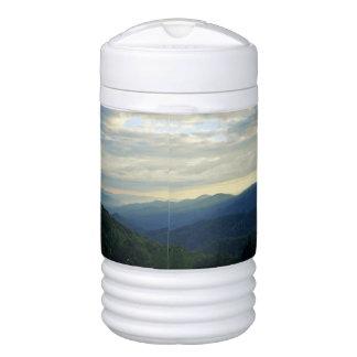 Tennessee-Wolken Igloo Getränke Kühlbox