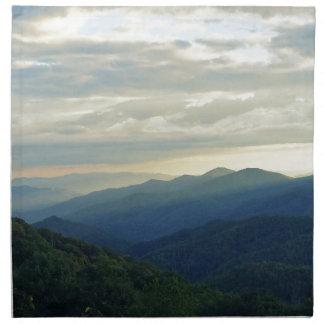 Tennessee-Wolken Serviette