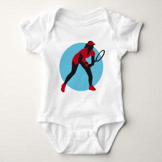 tennis baby strampler