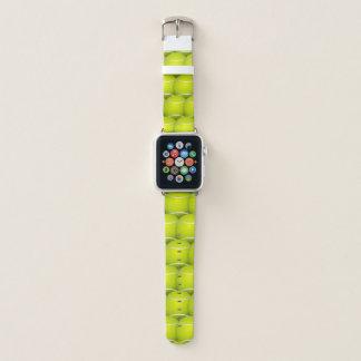 Tennis-Ball-abstraktes Apple-Uhrenarmband Apple Watch Armband