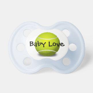 Tennis-Ball-Entwurfs-Schnuller Baby Schnuller