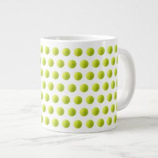 Tennis-Ball-Kaffee-Tasse Jumbo-Tasse