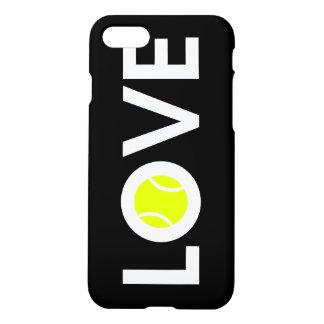 Tennis-Ball ~ LIEBE iPhone 8/7 Hülle