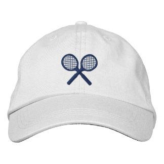 Tennis Bestickte Kappe