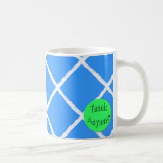 Tennis jedermann? kaffeetasse