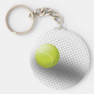 Tennis Keychain. Sport, Tennis, Tennisball Schlüsselanhänger