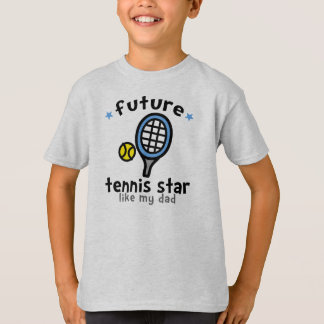 Tennis mögen Vati T-Shirt