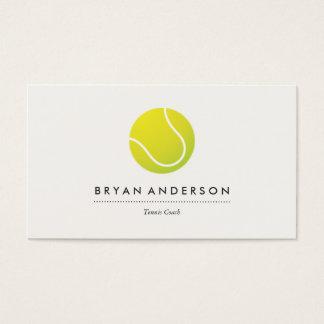 Tennis - persönliche Visitenkarte
