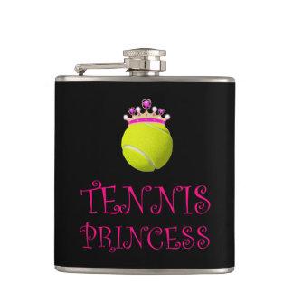Tennis-Prinzessin Flachmann