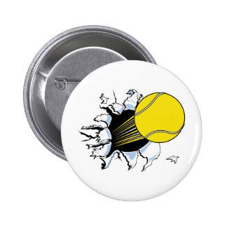 Tennis Runder Button 5,7 Cm