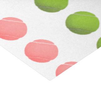 Tennis Seidenpapier