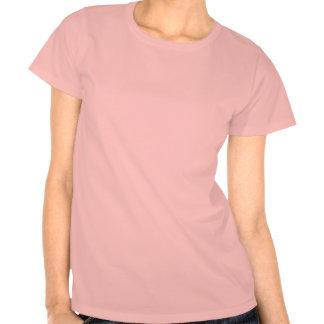 Tennis-Shirt des Mädchens mit lustigem Zitat-Spric
