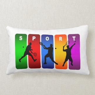 Tennis-super cooler Sport-Entwurf (Mann) Lendenkissen