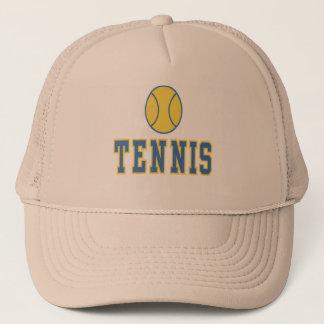 Tennis-T - Shirts und Geschenke Truckerkappe