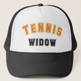 tennis widow truckerkappe