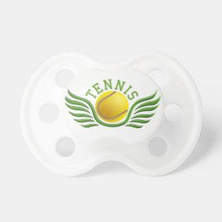 tennis wings schnuller