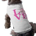Tennisball Ärmelfreies Hunde-Shirt