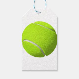 Tennisball Geschenkanhänger