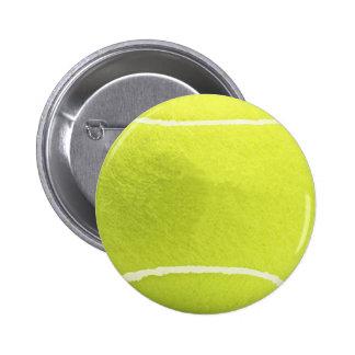 Tennisball-Knopf Runder Button 5,1 Cm